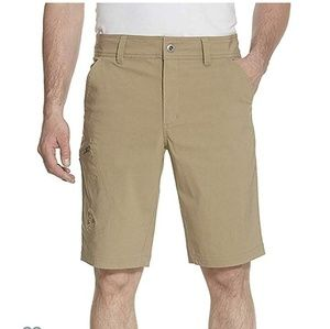 NWOT Gerry Stretch River Cargo Shorts